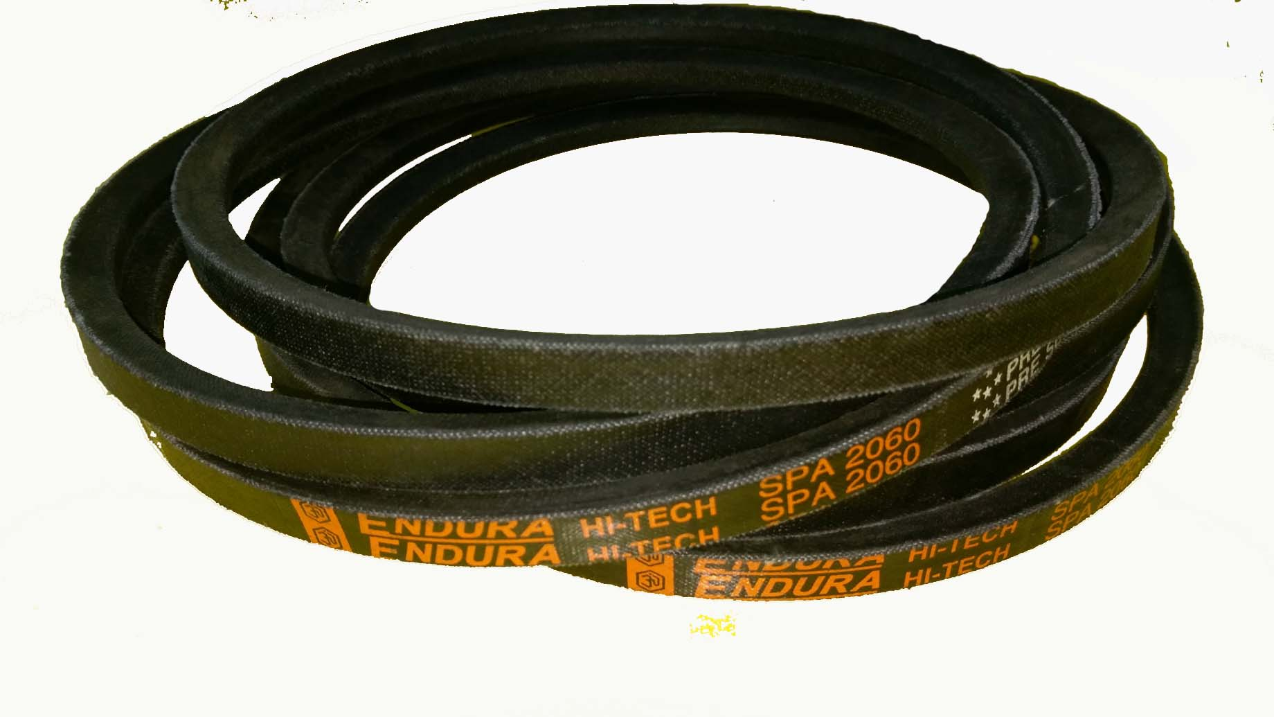 Endura Hi Tech Brand V Belt Spa 1900 Sparesswala